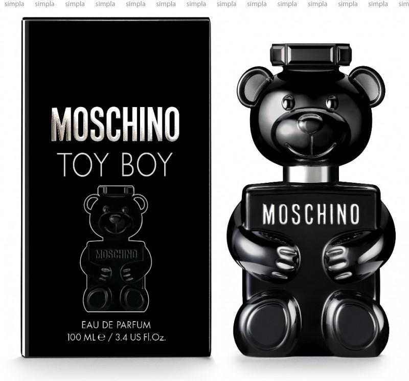Moschino Toy Boy парфюмированная вода объем 100 мл тестер (ОРИГИНАЛ)