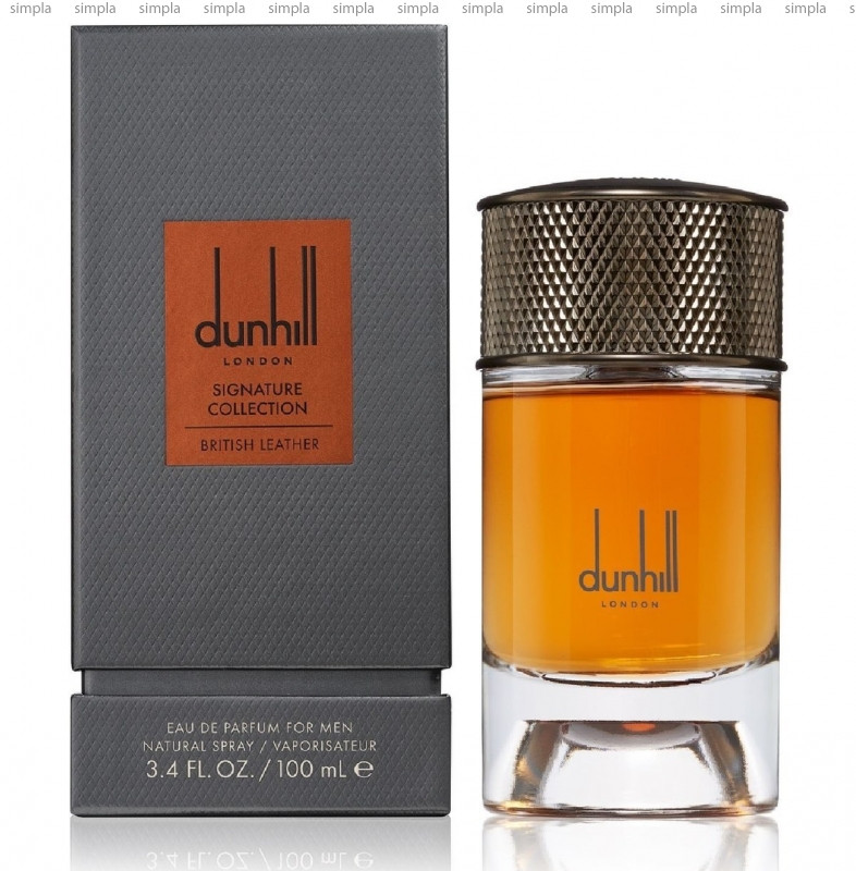 Dunhill British Leather парфюмированная вода объем 100 мл (ОРИГИНАЛ)