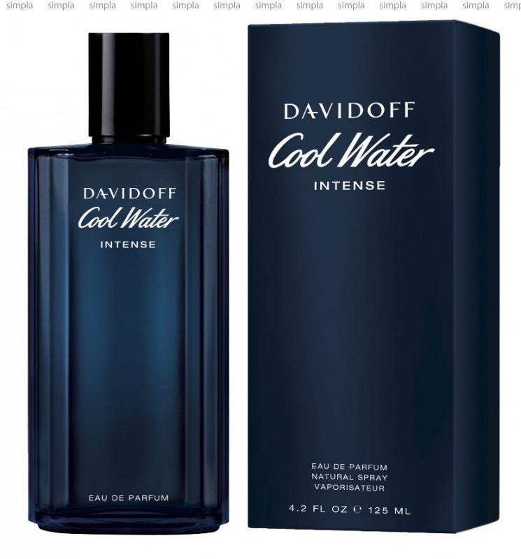 Davidoff Cool Water Intense парфюмированная вода объем 75 мл (ОРИГИНАЛ)