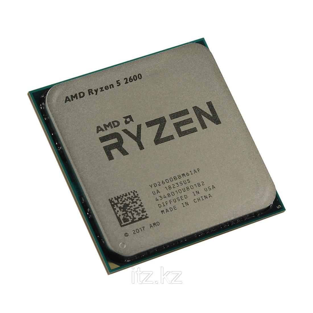Процессор AMD AM4 Ryzen 5 2600