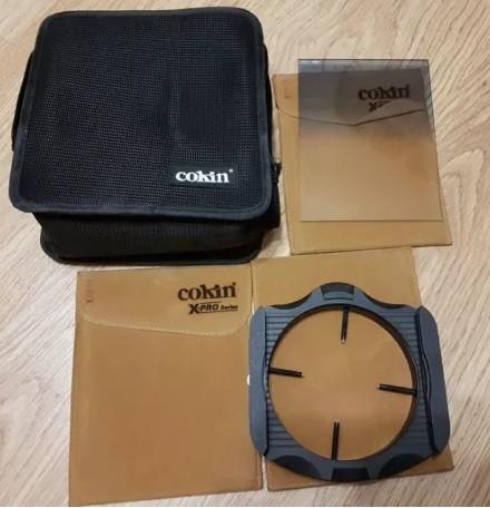 Держатель фильтров COKIN X-PRO с набором фильтров