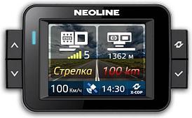 Автомобильный видеорегистратор и антирадар Neoline X-COP 9100