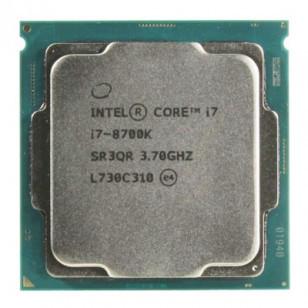 Процессор Intel Core i7 8700К 3 7GHz 12Mb 6/12 Core Coffe Lake Tray 95W FC
