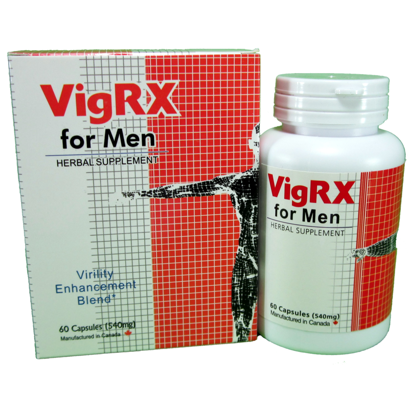 VigRX ПРЕПАРАТ ДЛЯ ПОТЕНЦИИ 60 таблеток