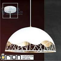 Подвесной светильники HL 6-1658/1 weis/Blattgold