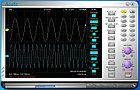 Двухканальный USB осциллограф приставка ACUTE TS2212F, фото 3
