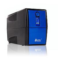 Источник бесперебойного питания 1000ВА/500Вт (ИБП) UPS  SVC V-1000 LCD, фото 1