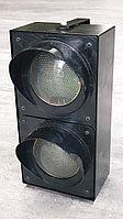 Светофор светодиодный двухсекционный, фото 1