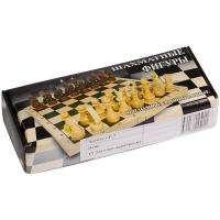 Орловские шахматы Фигуры шахматные, обиходные лакированные d=24мм, высота 44-70мм, Орловские шахматы