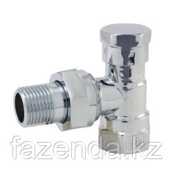 Кран шаровый радиаторный Fado 15*15 нижний