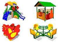Малые Архитектурные Формы для детских и спортивных площадок