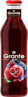 Сок Grante натуральный гранатово-виноградный прямого отжима