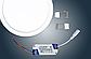 Светильник Спот-Y 24W 1600Lm 6500K внутренний, круглый, с драйвером, фото 2