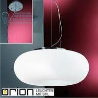 Подвесной светильники HL 6-1687/5Chrom/opal