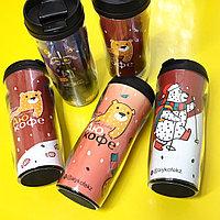 Термостаканы для напитков с красивым дизайном или вашим логотипом