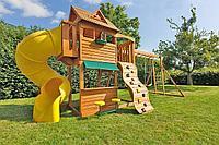 Детский игровой комплекс – необходимое сооружение для гармоничного развития ребенка