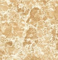 КЕРАМОГРАНИТ 60смХ60см Светло-коричневый под мрамор