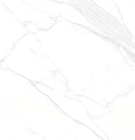 КЕРАМОГРАНИТ 80смХ80см Белый под мрамор