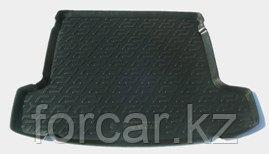 Коврик в багажник BMW X1 (E84) (09-) полимерный