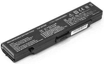 Аккумулятор PowerPlant для ноутбуков SONY VAIO VGN-CR20 (VGP-BPS9, SO BPS9 3S2P) 11.1V 5200mAh