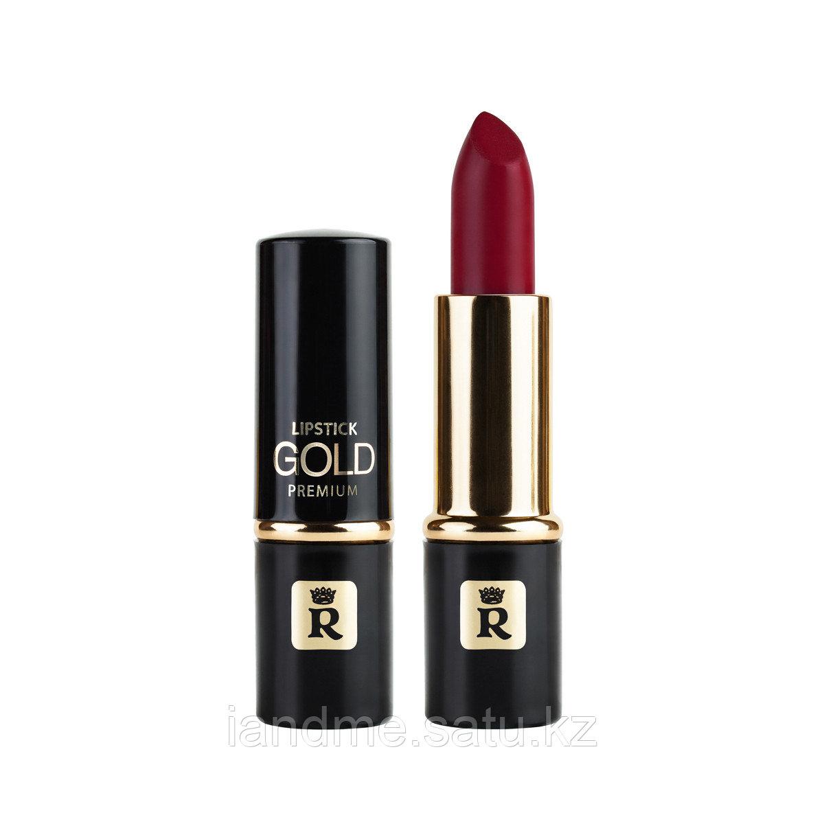 Губная помада Relouis Gold Premium Lipstick
