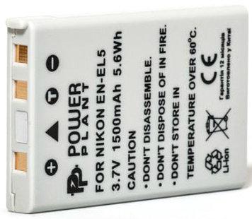 Аккумулятор PowerPlant  Nikon EN-EL5 1500mAh
