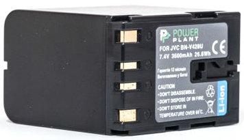 Аккумулятор PowerPlant JVC BN-V428 3600mAh