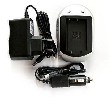 Зарядное устройство PowerPlant Canon NB-4L, NB-8L, BP125A