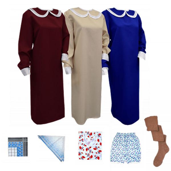 Женская ритуальная одежда