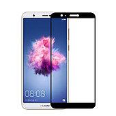Защитное стекло Full screen PowerPlant для Huawei P Smart, Black
