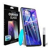 Защитное стекло PowerPlant для Huawei P20 (жидкий клей + УФ лампа)