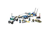 Конструктор Bela Urban 10421 Полицейский патруль (Аналог Lego City 60045) 409 деталей