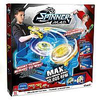 Spinner M.A.D. Набор Боевая арена с 2 бластерами пускателями