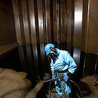 Услуги по зачистке резервуаров горизонтальных стальных РГС