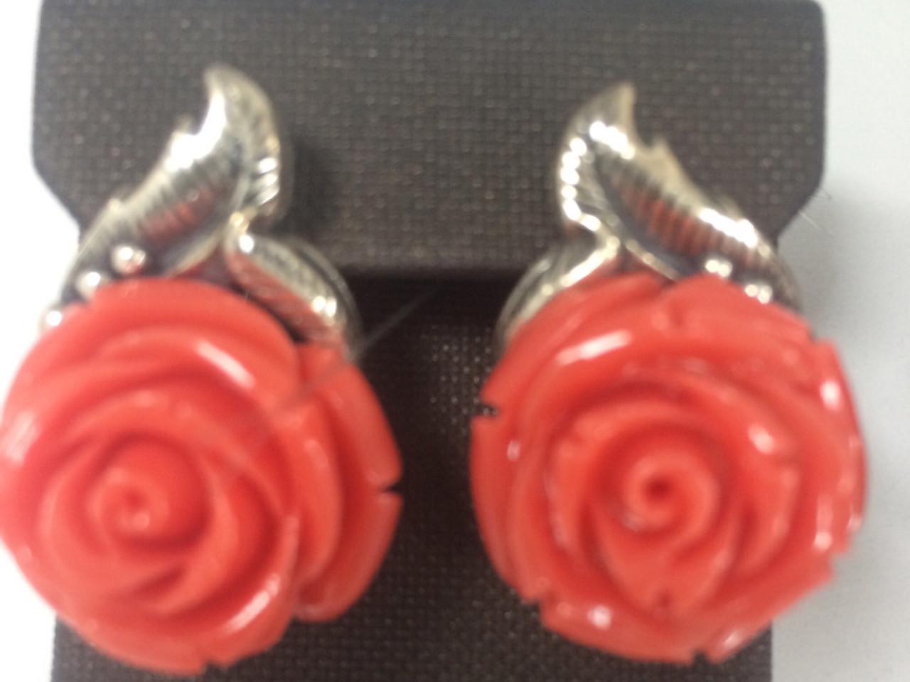 Серьги - Розы 🌹