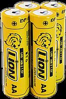 "Батарейки ""Lion"" Super Alklaine battery AA (4штуки)"