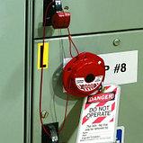 Компактный тросовый блокиратор, фото 3
