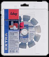 FUBAG Алмазный отрезной диск Universal Extra D125 мм/ 22.2 мм