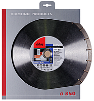 FUBAG Алмазный отрезной диск Universal Extra D350 мм/ 25.4 мм