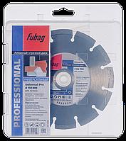 FUBAG Алмазный отрезной диск Universal Pro D150 мм/ 22.2 мм