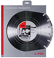 FUBAG Алмазный отрезной диск AP-I D350 мм/ 25.4 мм по асфальту