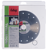 FUBAG Алмазный отрезной диск SK-I D200 мм/ 30-25.4 мм по керамике