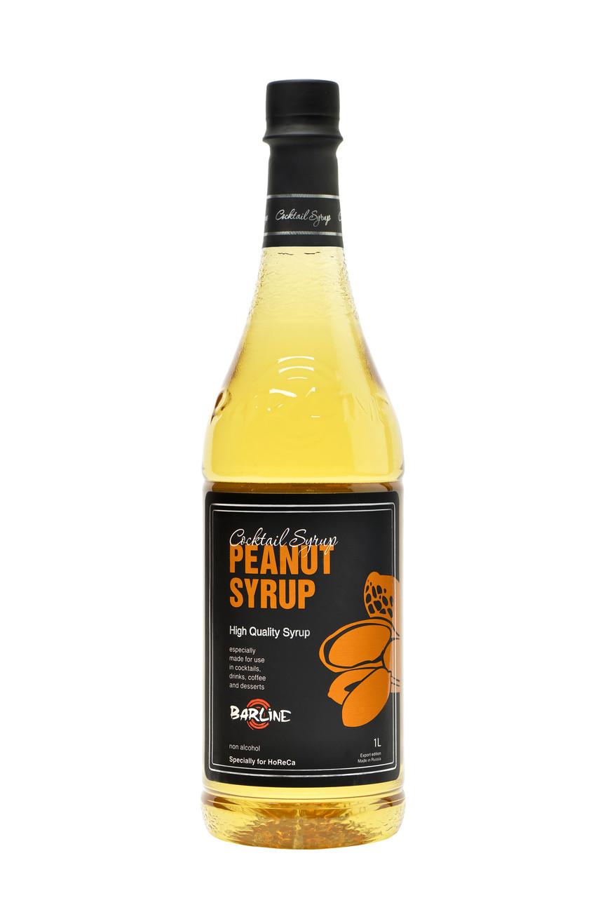 "Сироп Barline ""Peanut Syrup"" Арахис, 1 литр"