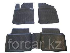Коврики в салон BMW X 3 (Е83) (03-10) (полимерные) , фото 2