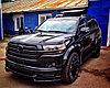 Аэродинамический обвесWALD BLACK BISON  на Toyota Land Cruiser 200 2016 - 2020 г., фото 10