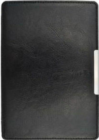 Кожаный чехол для Amazon Kindle 6 (черный)