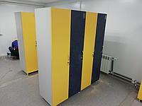 Шкафчики для одежды 4-секционные, фото 1