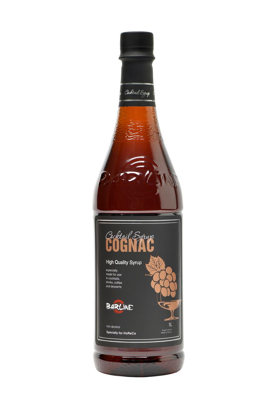 """Сироп Barline """"Cognac"""" Коньяк, 1 литр"""