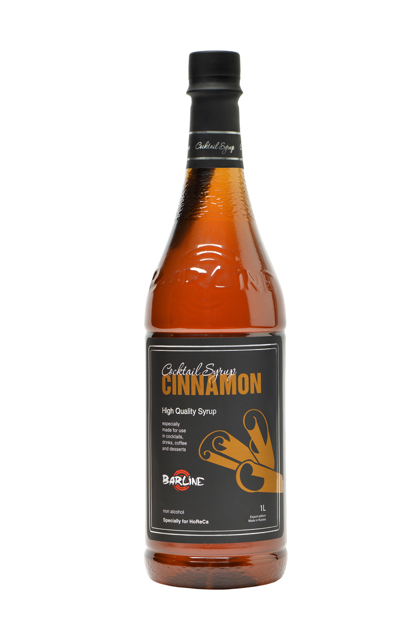 """Сироп Barline """"Cinnamon"""" Корица, 1 литр"""