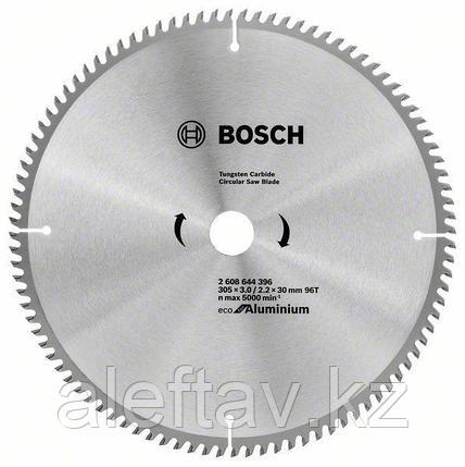 BOSCH, Циркулярный диск 190x30x20 OPTILINE, фото 2